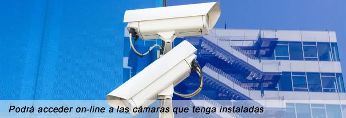 CCTV-Circuito Cerrado de Television. Alarmas Tecalsa, Sistemas de Seguridad