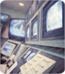 Transmision de imagenes Central Receptora de Alarmas Tecalsa