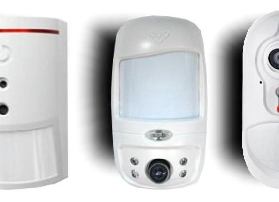 gama de vídeo detectores