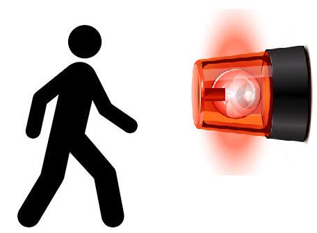 Alerta alarma barata Tecalsa