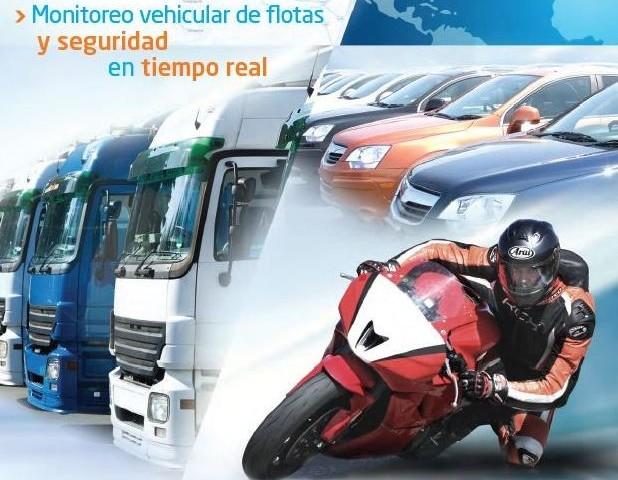 monitoreo vehicular de flotas y seguridad en tiempo real