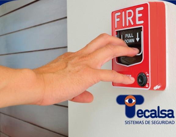incendio precaución