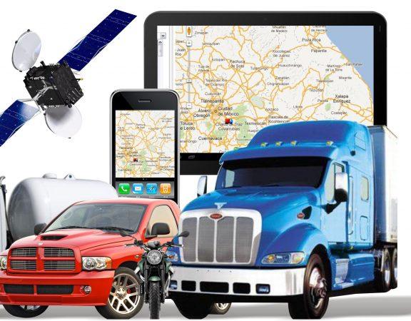 control flotas vehículos GPS Tecalsa Zaragoza