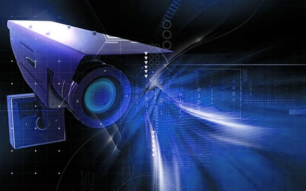 cámaras vigilancia cables pilas Tecalsa Zaragoza