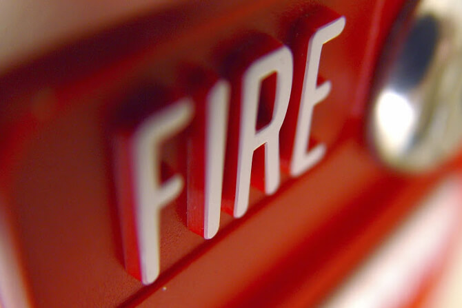 sistemas de detección de incendios Zaragoza