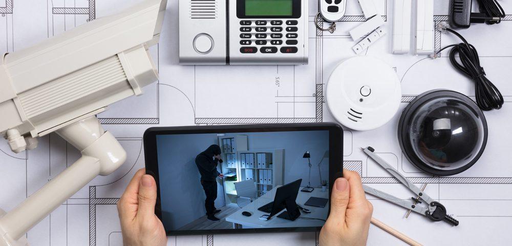 videovigilancia industrias Zaragoza TECALSA