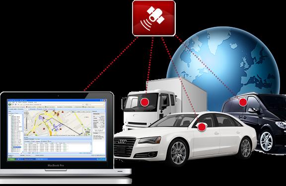 sistema localización vehículos TECALSA Zaragoza