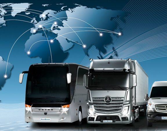 localización flotas GPS Zaragoza