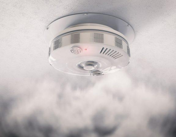 detectores de incendios en negocios Zaragoza