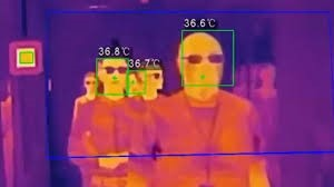 cámaras térmicas y termográficas