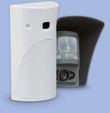 videotec, alarma sin electricidad
